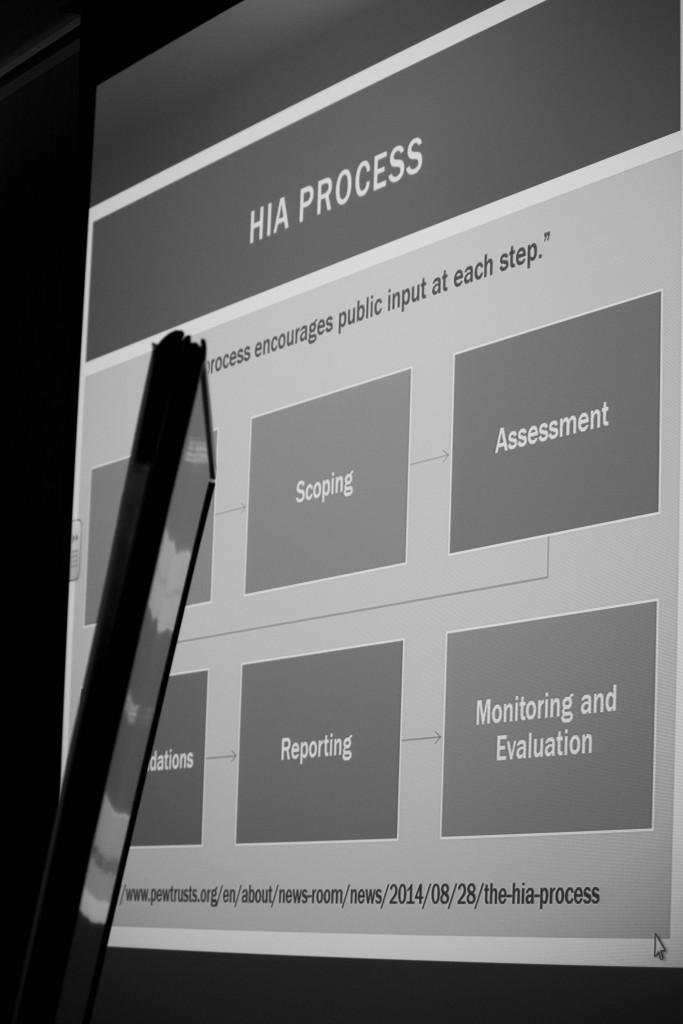 HIA Process